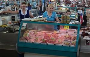 ринок Керч мясо липень 2015